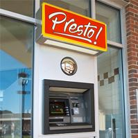 Presto! ATM - Sabal Palm Bank